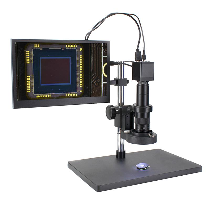 西派克光學_長期使用_500倍電子視頻顯微鏡的結構圖
