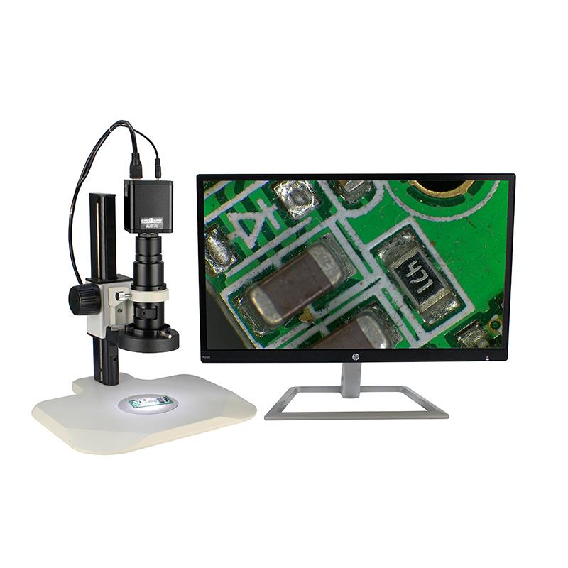 數碼_怎樣看視頻顯微鏡用哪只眼_西派克光學
