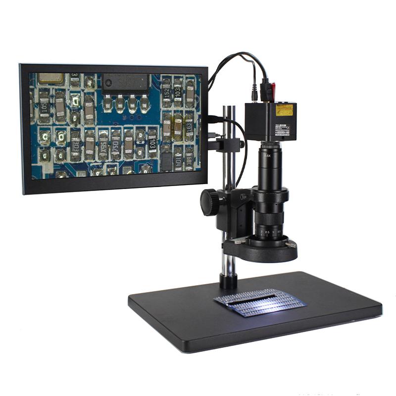 珠寶視頻顯微鏡如何使用_西派克光學_工廠企業_CCD_TX系列