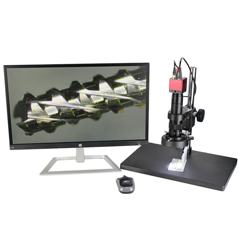 科研單位視頻顯微鏡的使用方法_西派克光學_工業電子_PCB金手指