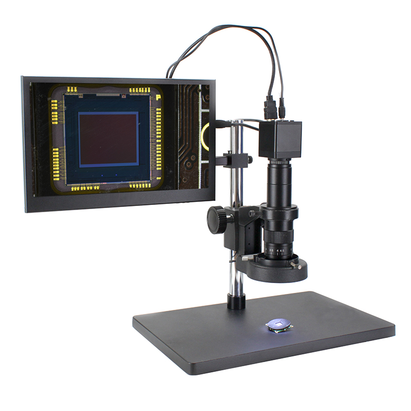 怎樣視頻顯微鏡的應用_西派克光學_高清_HD370_CCD放大鏡