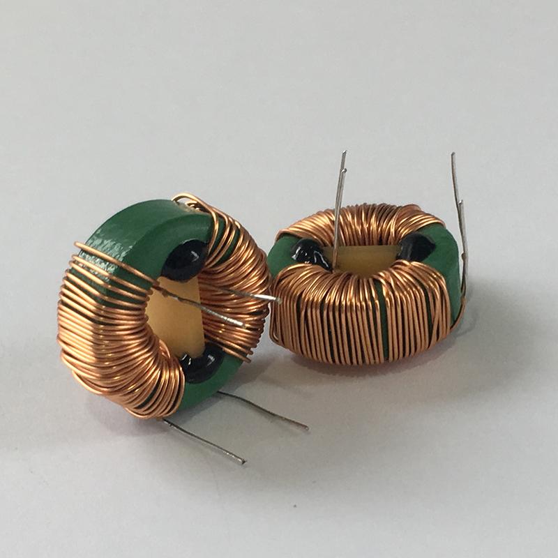 濾波電感線圈價格_昊然電子_環形磁芯_天線_高頻_重低音音箱