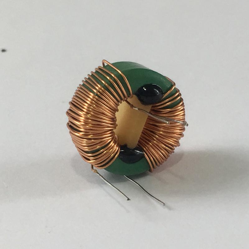 微型電感線圈工廠_昊然電子_空芯_220_磁芯_音箱_小型