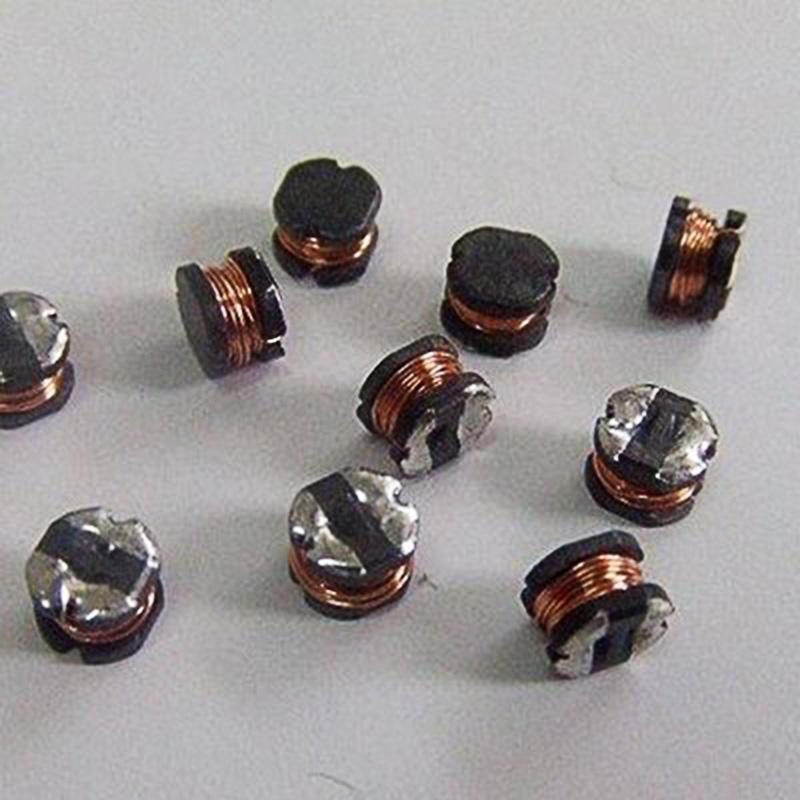 124貼片電感生產商_昊然電子_15uh_124_4d28