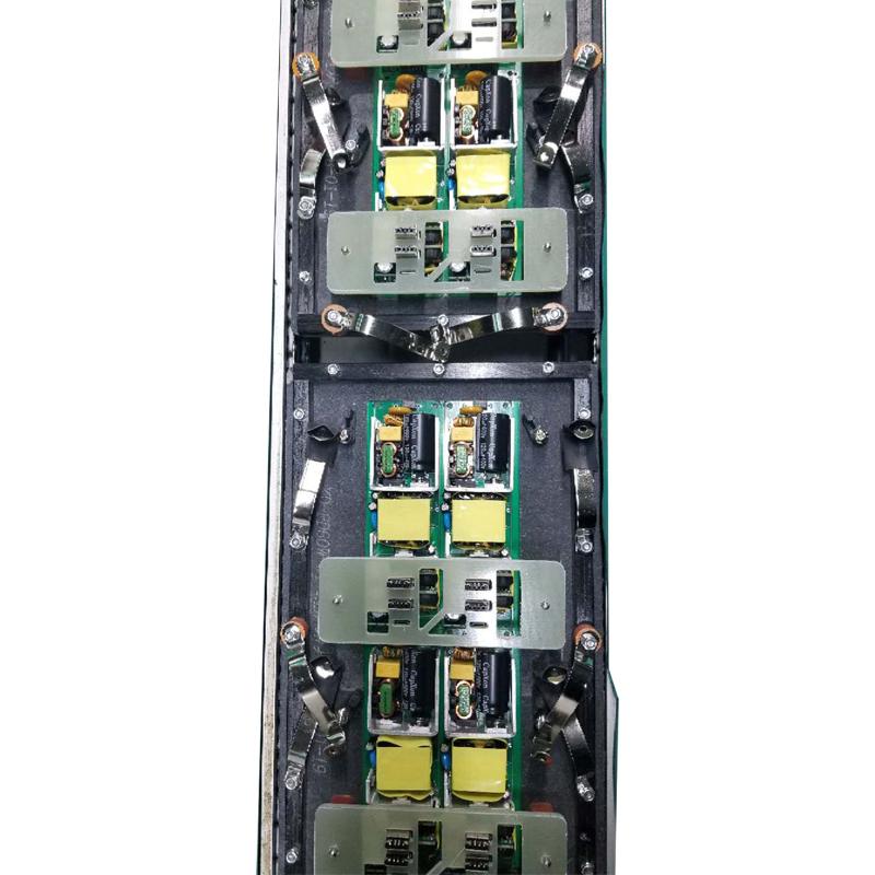 河源桌面嵌入式電源方案價格_藍鯨源科技_12v_機柜_多功能