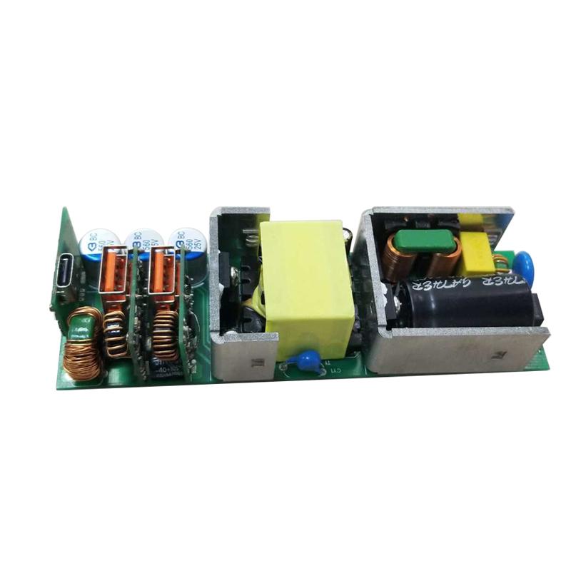 藍鯨源科技_12v_惠州桌面嵌入式電源方案訂制