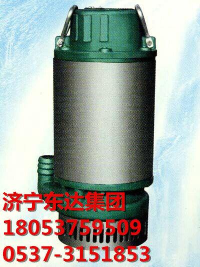 矿用潜水排沙电泵 2.2kw隔爆型潜水排沙电泵
