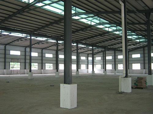 钢结构厂房,钢结构工程