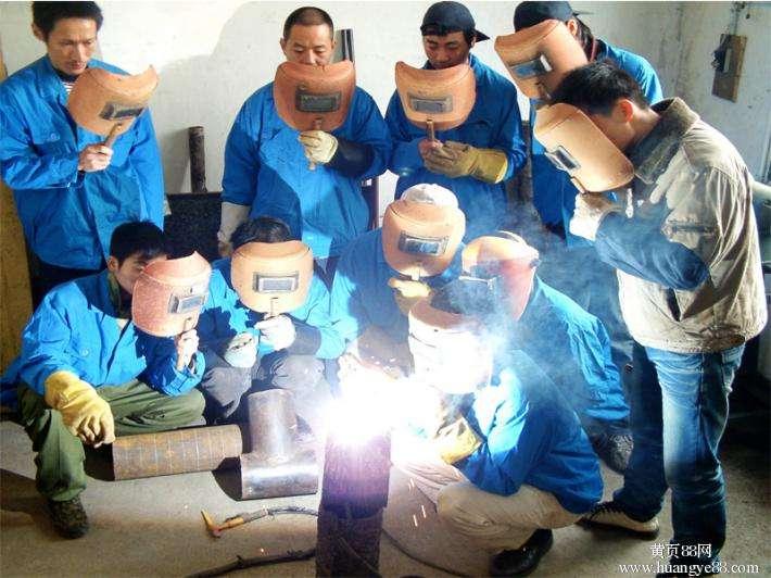 东莞樟木头焊工考证、樟木头氩弧焊工培训学校