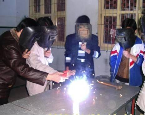 东莞塘厦焊工考证,塘厦焊工培训全科班