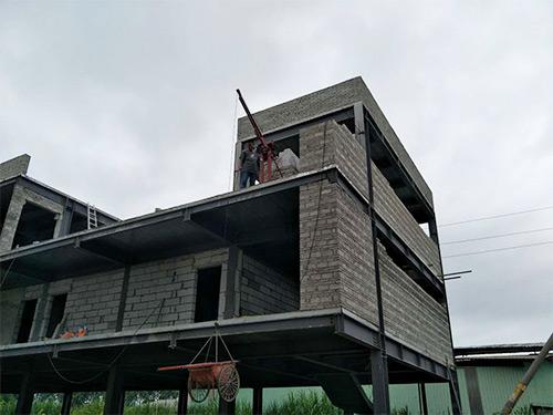 惠州高层钢结构