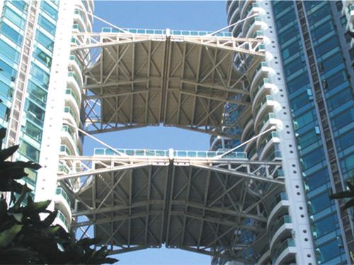 高层钢结构加工