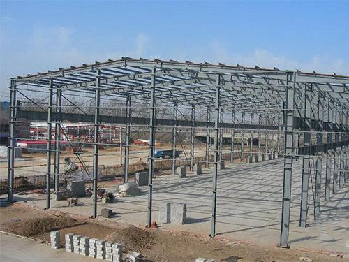 惠州钢结构厂房