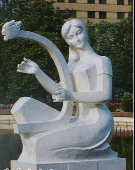 校園雕塑恒輝