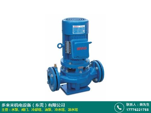 生产商 立式多级离心水泵批发厂家 多来米机电