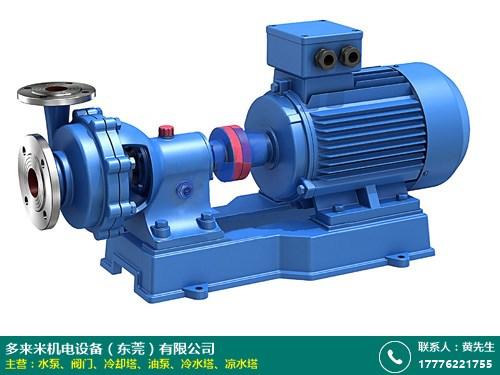 ISR型水泵厂 消防 DL型 多级 离心 喷灌 多来米机电