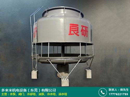 东城中温凉水塔 超低噪声 低噪声 横流 机械通风 多来米机电