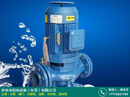 番禺供水泵 品牌前茅 专注 多来米机电