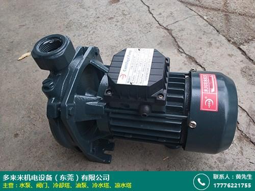 需求商 万江冷水机油泵报价 多来米机电