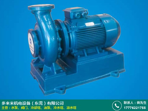 热水循环水泵批发 L型 潜水 立式多级消防 高压 多来米机电