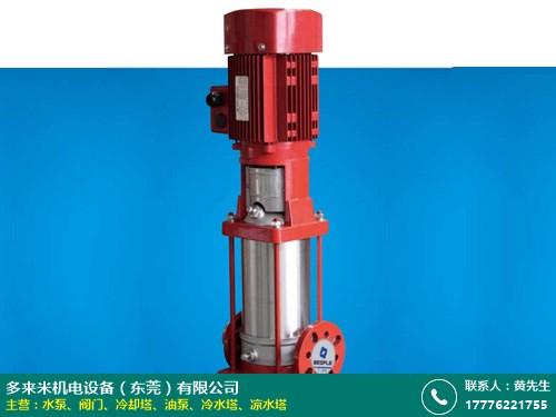 常平液压污水泵 输液 液压污 消防 立式多级离心 多来米机电