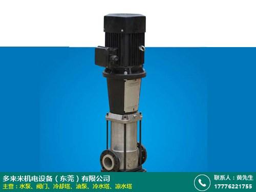 福建排水泵 KTB 硫酸 静音 DL型 立式单级 多来米机电