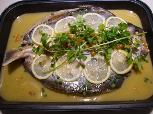 烤鱼拼海鲜图片大全