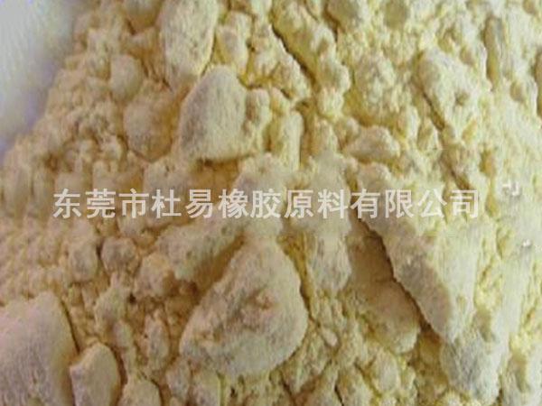 防噴霜硫化促進劑