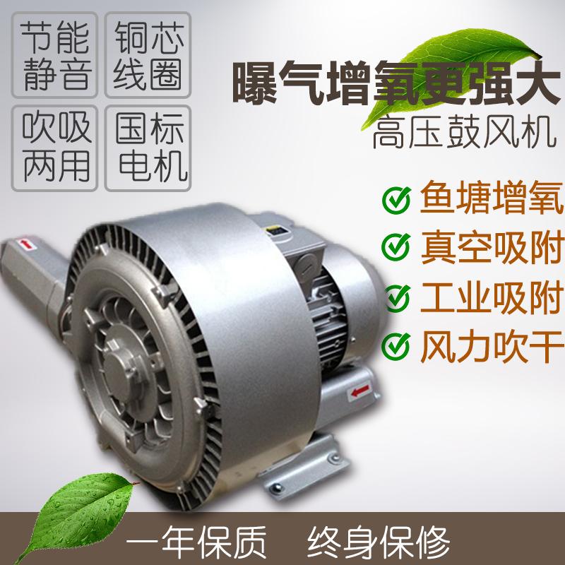 台湾钛斯特双段高压鼓风机