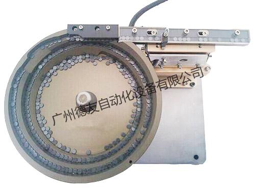 CNC薄圆片振动盘