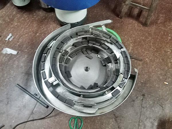 磁瓦磁石振动盘