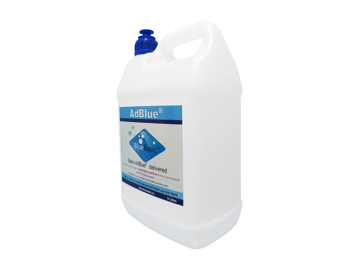 5L帶組合蓋車用尿素溶液