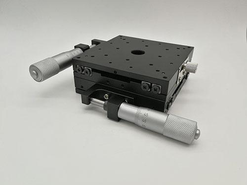 光學位移平臺供貨廠家_法拉自動化_螺桿式_微_LX30-R_直線