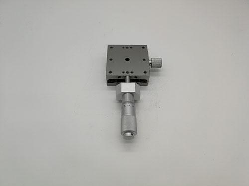 電動位移平臺廠家供應_法拉自動化_小型_手動水平面X軸_LS系列