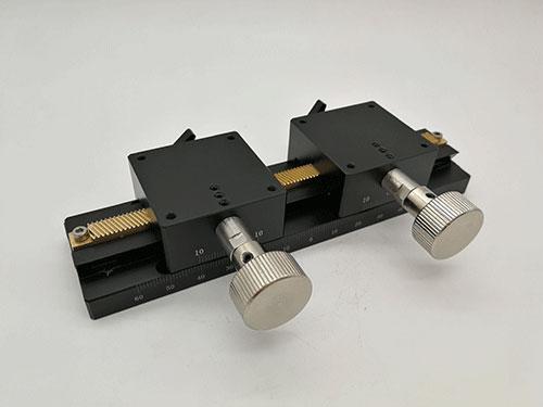 電控位移平臺廠_法拉自動化_弧形_米思米款_LX50-C_三維