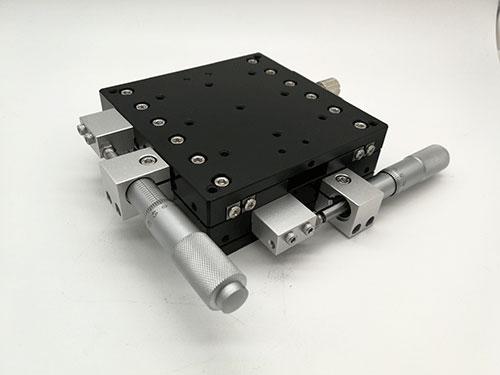 微小位移平台生产厂家_法拉自动化_标准滑台_手动水平面Z轴_进口