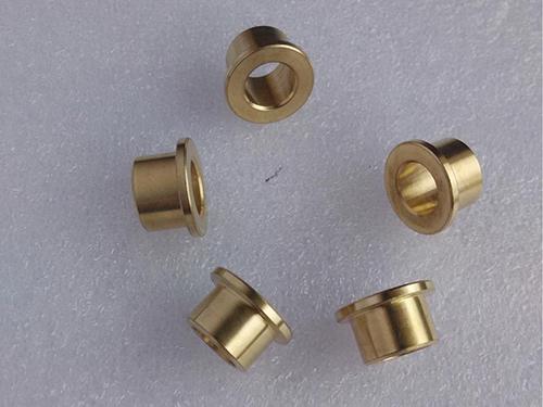 数控机车件黄铜螺母