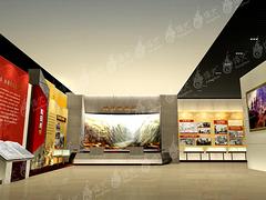 阿坝藏族羌族自治州部队史馆设计:成都市品牌好的部队史馆设计