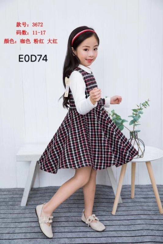 时尚儿童服装