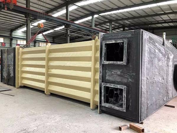 定型機廢氣處理設備