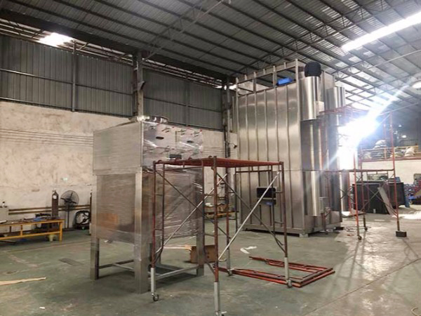紡織廠廢氣處理設備