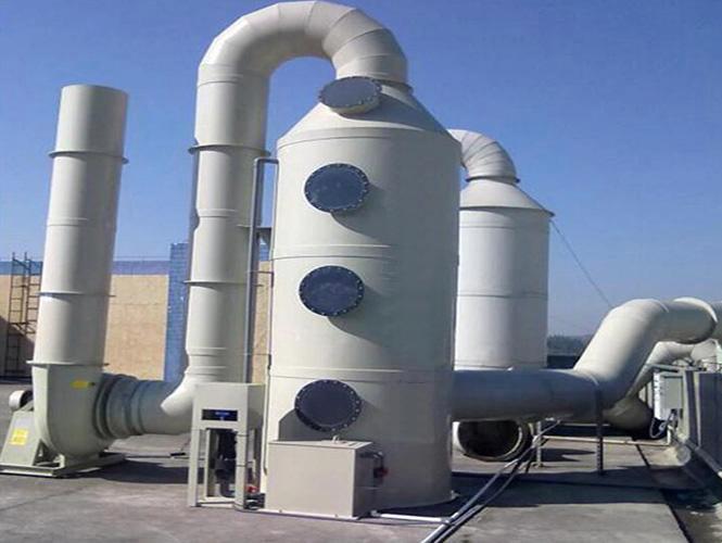 酸洗廢氣處理設備