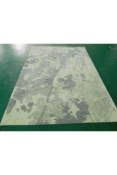手工定制地毯生產