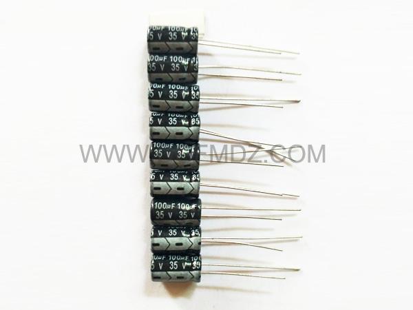 电解电容100UF35V