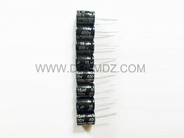 电解电容15UF400V
