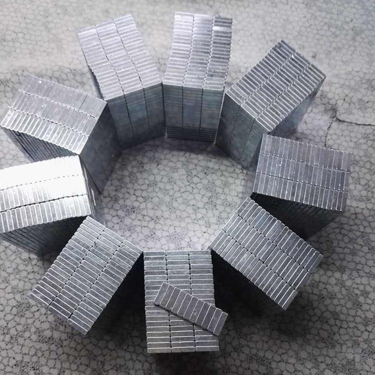 電動汽車電機釹鐵硼磁鐵研制_富強磁鐵_高溫_變頻空調壓縮機