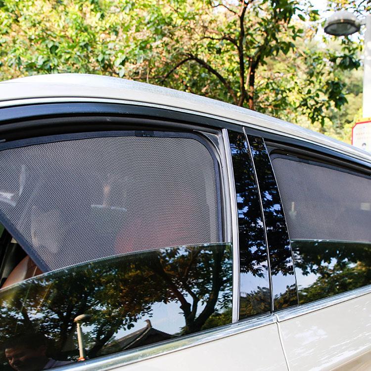 华翔磁吸汽车遮阳帘报价_福鑫汽车_丰田_雪铁龙_长城_玛莎拉蒂