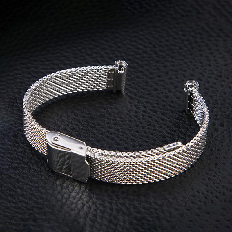 不锈钢米兰尼斯表带