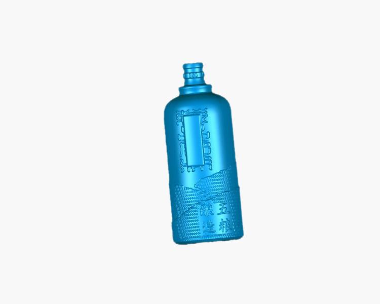 3D打印瓶子模型