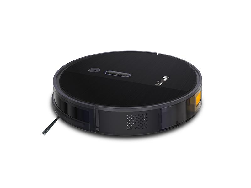 硅膠2鍵大鏡頭視覺掃地機器人廠家